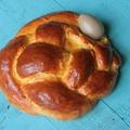 Húsvéti lime-os fonottkalács