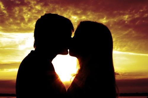 Romantikus csók