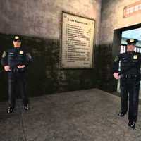 Hullagyalázó Mesterlövész zsaruk
