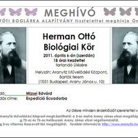 Herman Ottó Biológiai Kör