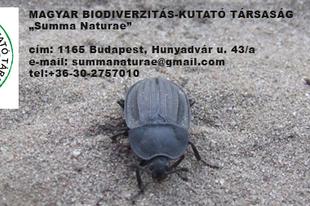 Biodiverzitás Napok a Bátorliget melletti Fényi-erdőben: 2011. május 27-29.