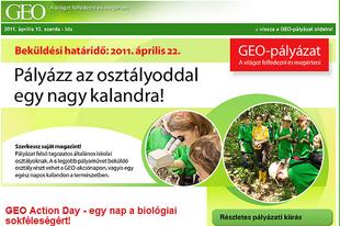 Geo-pályázat 2011