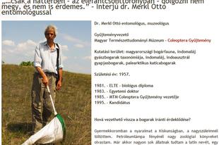 Interjú Merkl Ottóval