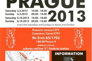 Rovarbörze Prága 2013