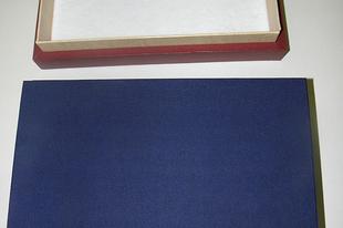 Rovardoboz a  Gurdon Könyvkötőtől