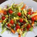 Friss ropogós nyári saláta