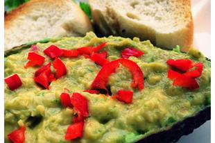Guacamole, a klasszikus azték nyári vacsora