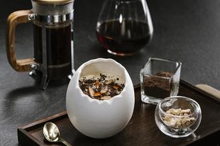 Colomba di Pasqua felhasználása: Lavazza húsvéti gelato receptje
