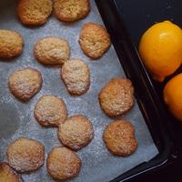 Meyer citromos keksz