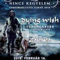 ZÁRÓRA - Február 16-án, a Nemzeti Hang vendégeként indul a bemutatkozó turné