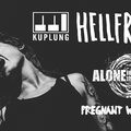 KUPLUNG - The Hellfreaks, Alone in the Moon, Pregnant Whale Pain, április 13
