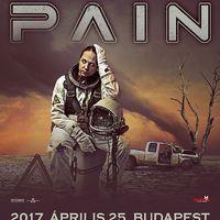 PAIN - Jövő hét kedden a Barba Negrában!