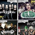 ROCKMARATON - Négy külföldi név: Amorphis, Jinjer, Aborted, Acidez