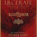 DÜRER KERT - Ulcerate a Room041-ben vasárnap