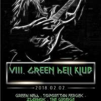 YUK - Green Hell Klub február 2-án
