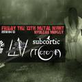 SZÉKESFEHÉRVÁR - II. Friday the 13th Metal Night
