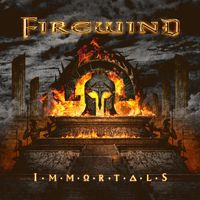FIREWIND - Immortals (2017)
