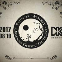 DÜRER KERT - Országos Gothic Találkozó 2017