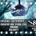S8 UNDERGROUND - Modern Age Dying, Solidity, Záróra