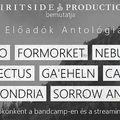 SPIRITSIDE PRODUCTIONS - Új antológiasorozattal jelentkezik a kiadó