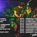 KIES - Közös turné a Sunsettel és a Depresszióval