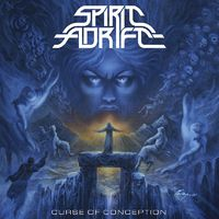 SPIRIT ADRIFT - Curse Of Conception (2017)