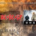 CRAZY MAMA - Dharma és Ac/Dc/Gp koncert