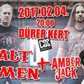 DÜRER KERT - Közös koncertet ad az Asphalt Horsemen és az Amberjack