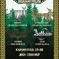 Folk-Rock-Maraton helyett idén októberben Folk Metal Marathon a Dürerben!