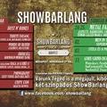 SHOWBARLANG - Februárban is lesz miből csemegézni   Rock, Metal, Reggae, Folk és Tribute
