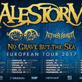 ALESTORM - Október 1-én ismét hazánkban a skót kalózok!