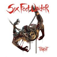 SIX FEET UNDER - Torment (2017)