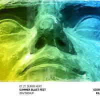 SUMMER BLAST FEST - A Dürer Kertben a már hagyománnyá vált esemény