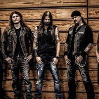 ICED EARTH - Klippremier: Black Flag