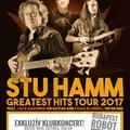 STU HAMM - Budapesten Craig Blundell és Jack Gardinerrel