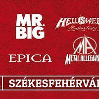 FEZEN FESZTIVÁL - Érkezik a Helloween is a Pumpkins United programmal!