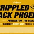 CRIPPLED BLACK PHOENIX - Újra játszanak a Dürer Kertben