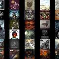 2016 legjobb külföldi rock/metal albumai