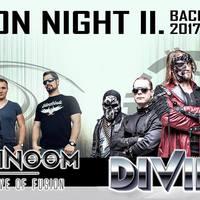 FUSION NIGHT II. - A Continoom és a divideD közösen a Backstage Pubban