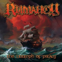 RUMAHOY - The Triumph Of Piracy (2018)
