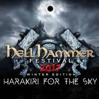 HELLHAMMER FESTIVAL 2017 - December 5-én a Dürer Kertben