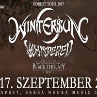 WINTERSUN - Szeptember 22-én a Barba Negrában