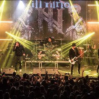 ILL NINO - 15 years of Revolution koncertbeszámoló