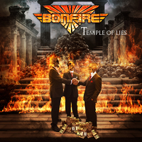 BONFIRE - Temple of Lies (2018)