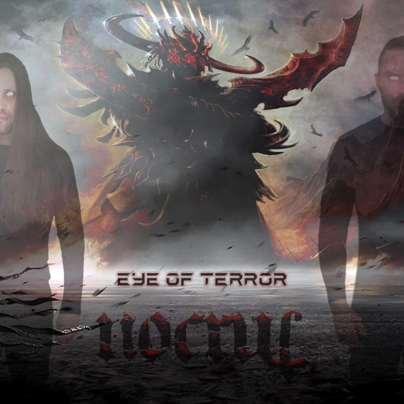 NOCRUL – Eye Of Terror (2018)