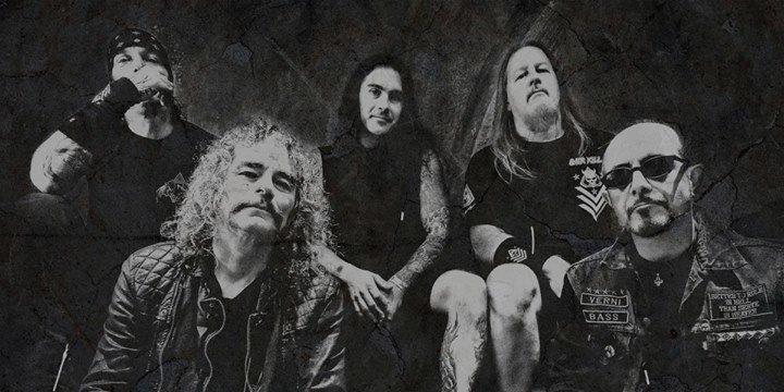 OVERKILL – Koncertklip: Hammerhead