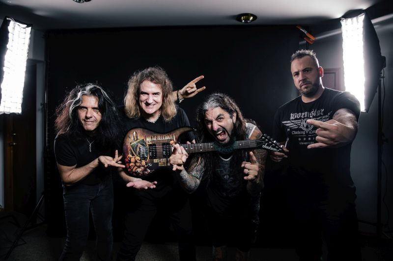 METAL ALLEGIANCE – Klippremier: Mother Of Sin