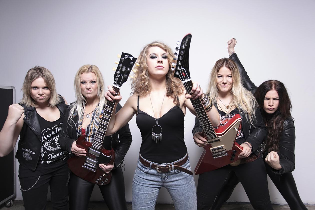 TOP10 – Ha a csajok megőrülnek: a valaha volt legjobb női rockzenekarok