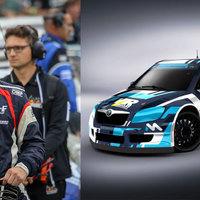 Robert Kubicának is tervezett nemzetközi csapat álmodta meg Marton Gergely autójának festését