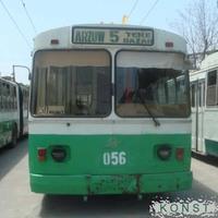 Tömegközlekedés Türkmenisztánban
